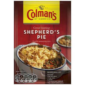 Colmans Shepherds Pie Mix 50g