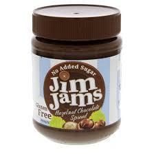 Jim Jams Milk Cocoa Spread 350g 5060376790054