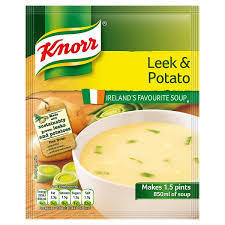 Knorr Leek & Potato Soup Mix 70g