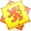 Large Scottish Lion Umbrella 8627261795