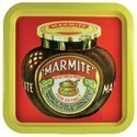Metal Serving Tray Marmite