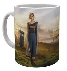 Dr Who Thirteenth Doctor Mug