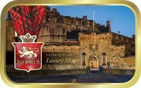 Stewarts Castle Mints 40g