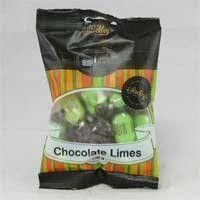 Stockley's Chocolate Limes 100g