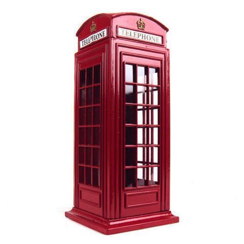 Telephone Box Money Bank 5031275621466