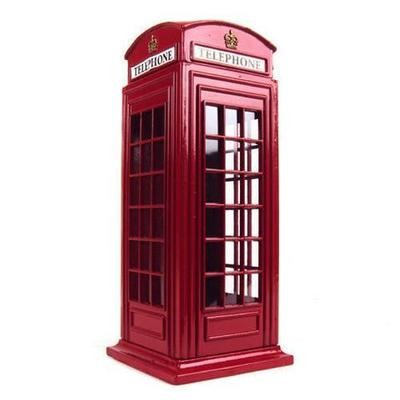 Telephone Box Money Bank