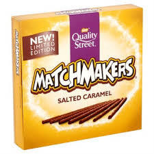 Matchmakers Salted Caramel 120g