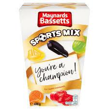 MB Sports Mix Carton 400g