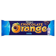 Terry's Chocolate Orange Milk Bar 35g