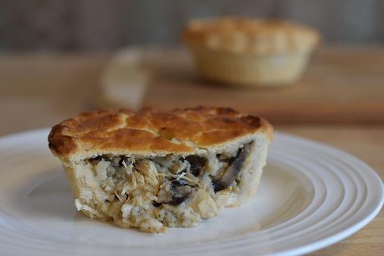 Pie Society Chicken & Mushroom Pie 9oz