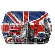 Union Jack Tea Tray Small 5031275694644
