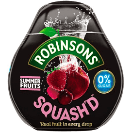 Robinsons Squashd Summer Fruits 66ml