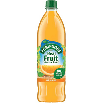 Robinsons Orange Drink 33.8fl oz