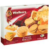 Walker's Scottish Biscuits for cheese 250g