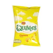 Walkers Quavers 20g