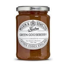 Wilkin & Sons Green Gooseberry 340g
