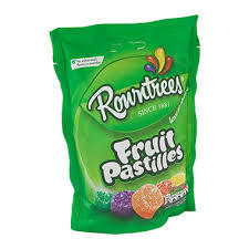 Rowntrees Fruit Pastilles 150g 7613035415140