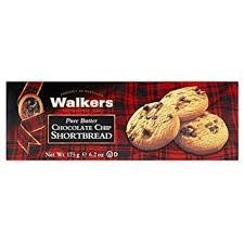 Walkers Choc Chip Shortbread 4.4oz