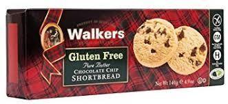 Walkers Choc Chip Gluten Free 4.9oz