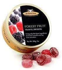 Simpkins Forest Fruit 200g