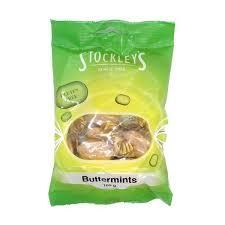Stockley's Buttermints100g 5021878028106