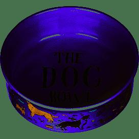 Milly Green Debonair Dogs Large Dog Bowl