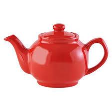 P&K 6 Cup Teapot Coral 5010853210919