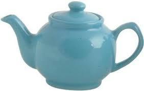 P&K 6 Cup Teapot Blue