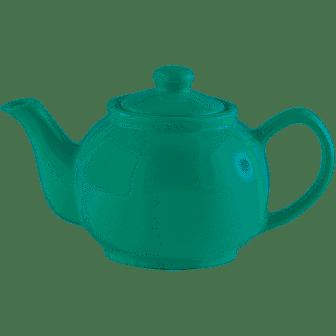 P&K 6 Cup Teapot Jade