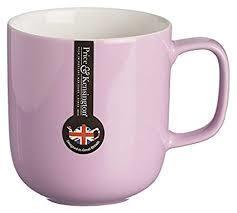 P&K Mug 14oz Pastel Pink 5010853243689