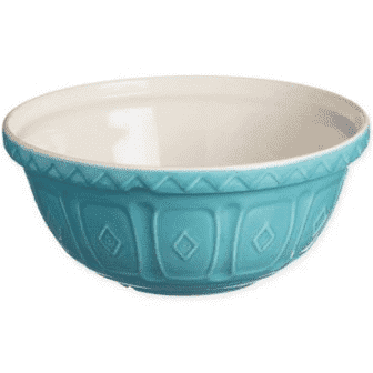 Mason Cash Mixing Bowl Turquoise 5010853235486