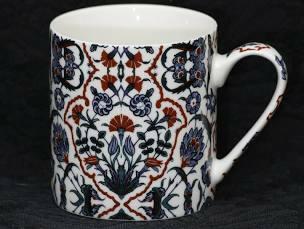 V & A Mug Iznik Tiles 5050993238336