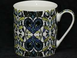 V & A Mug Arts And Crafts Tiles 5050993238275