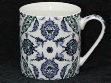 V & A Mug Turkish Tiles
