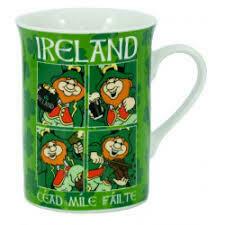 Irish Leprechaun Cup