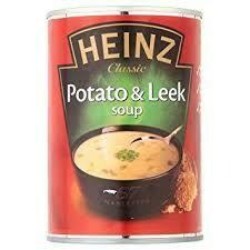 Heinz Potato & Leek Soup 400gmn