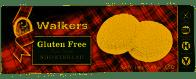 Walkers Shortbread Gluten Free 140g 039047010208