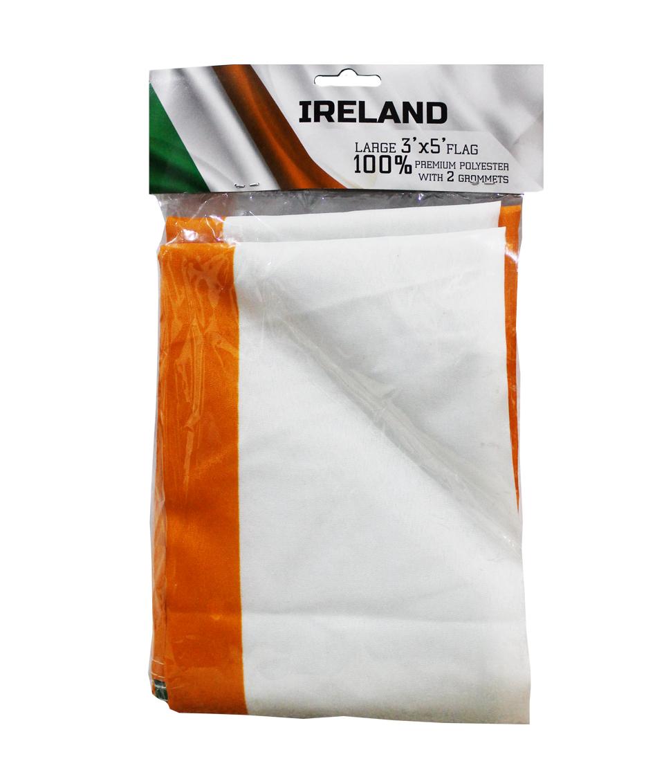 Ireland Flag 3' X 5' 35251295