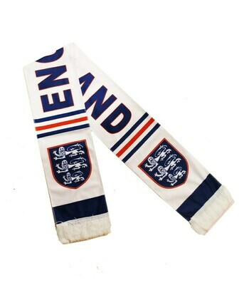 England Scarf Fleece