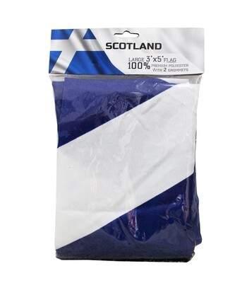 Scotland Flag St Andrews 5x3