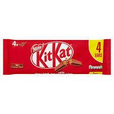 Kit Kat 4 Pack 166g