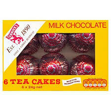 Tunnocks Tea Cakes 6pk