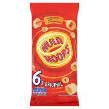 Hula Hoops Original 6pk