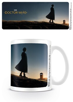 Dr Who Official New Dawn Mug