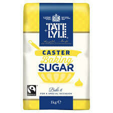 Silver Spoon Caster Sugar 500g