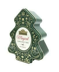 Ahmad Magical Christmas Tree Tin 20 Teabags