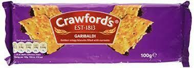 Crawfords Garibaldi 100g