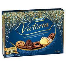 McVities Victoria Asst Box 300g