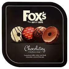 Fox's Chocolatey Selection Tin 365g