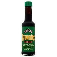 Sarsons Gravy Browning 150ml